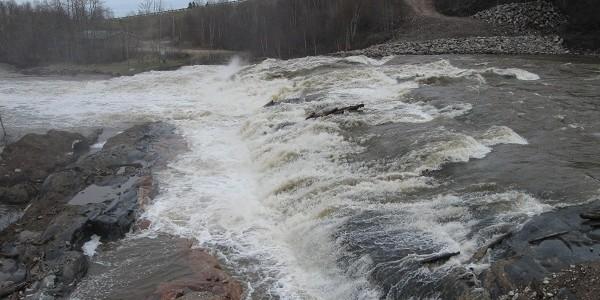 La rivière des Escoumins fait son ménage !