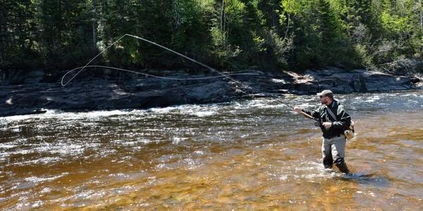 Une bonne saison de pêche!!